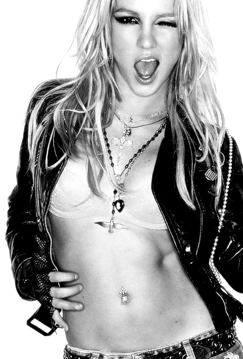 Britney For Blender Magazine