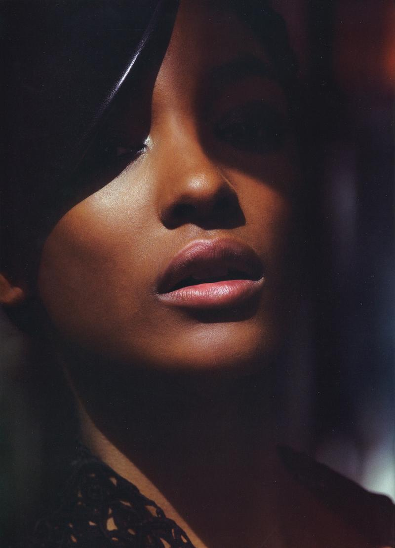 Jourdan Dunn Photographed By Photographer Cedric Buchet