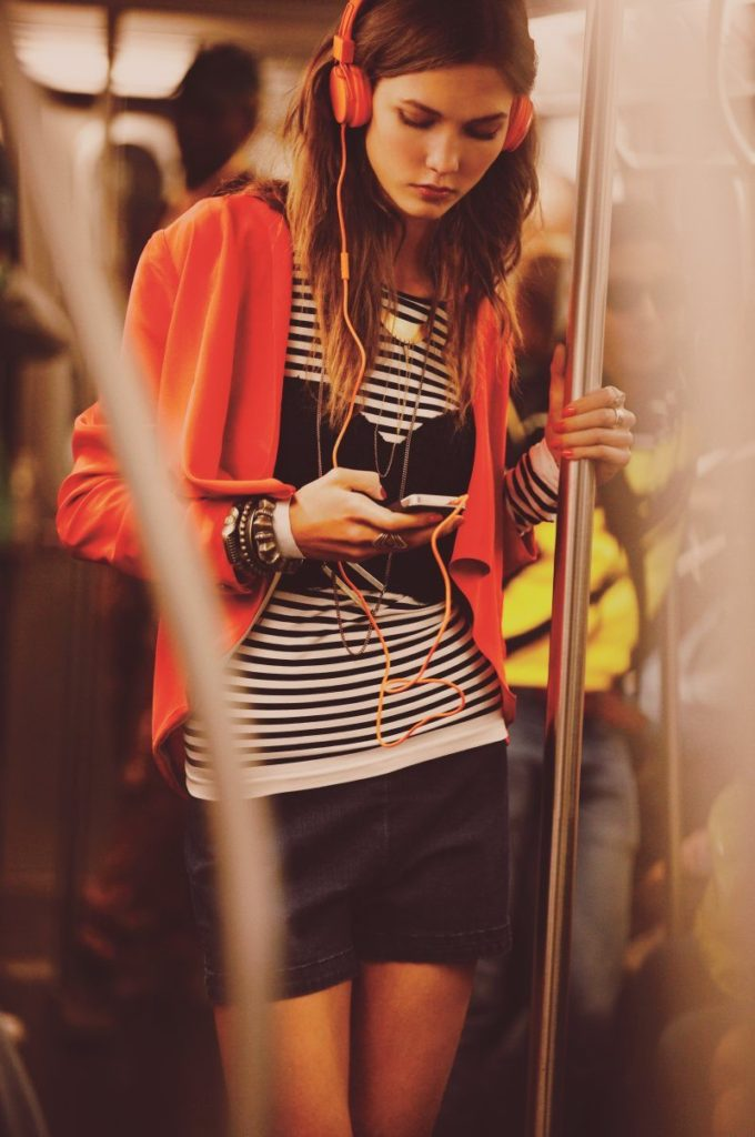 Karlie Kloss For The Free People Photography By Guy Aroch