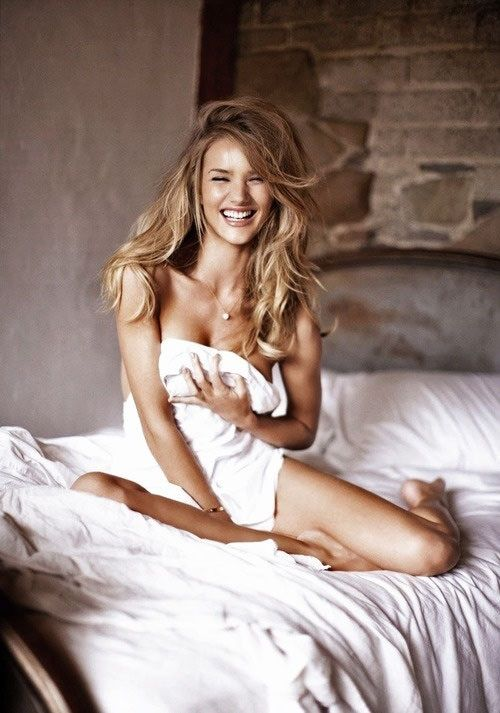 Rosie Huntington Whiteley Photography By Russell James