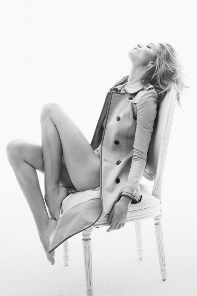 Rosie Huntington-Whiteley Photography By Alexi Lubomirski for Vogue Germany November 2011