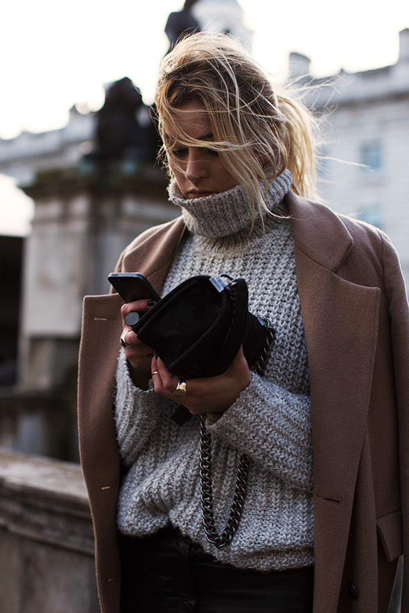 February 2014 Street Style From The Sartorialist
