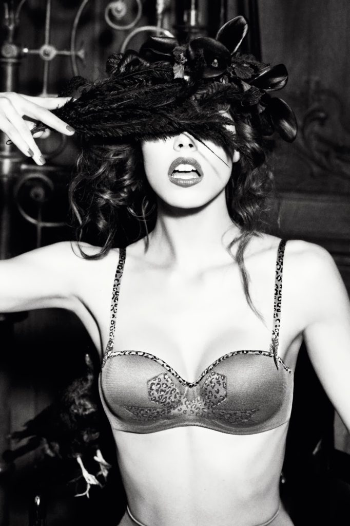 Ellen Von Unwerth For Chantal Thomass Lingerie Spring/Summer 2014