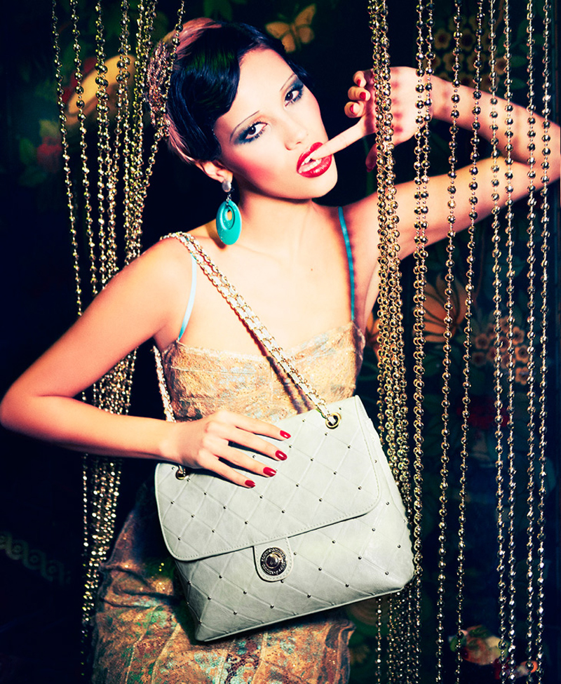 Ellen Von Unwerth For Roccobarocco Summer/Spring 13