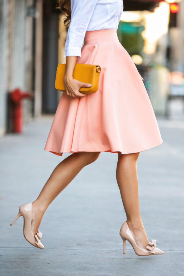 Fabulous Full Skirts for Your Summer 2014 Wardrobe