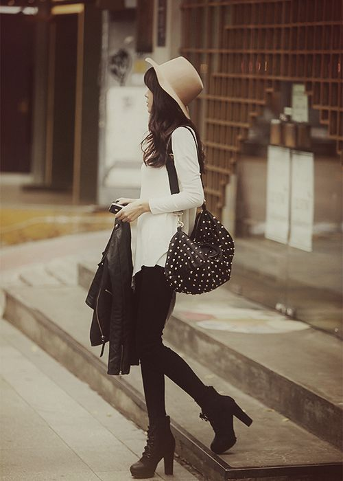 Korean Street Style 2014. Unknown Photographer