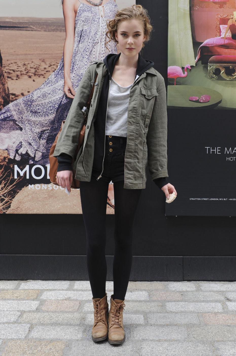 Love The Jacket Street Style From London Fashion Week