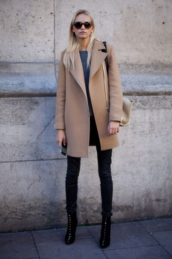 The Camel Coat… It Is A Classic