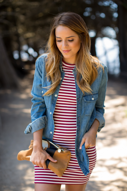 Stripes Fashion Trend Spring Summer 2014 Just The Design