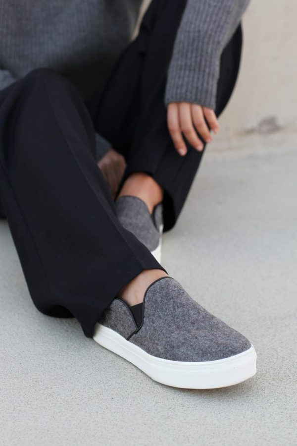 Step Into Autumn 2014 With Slip-On Sneakers