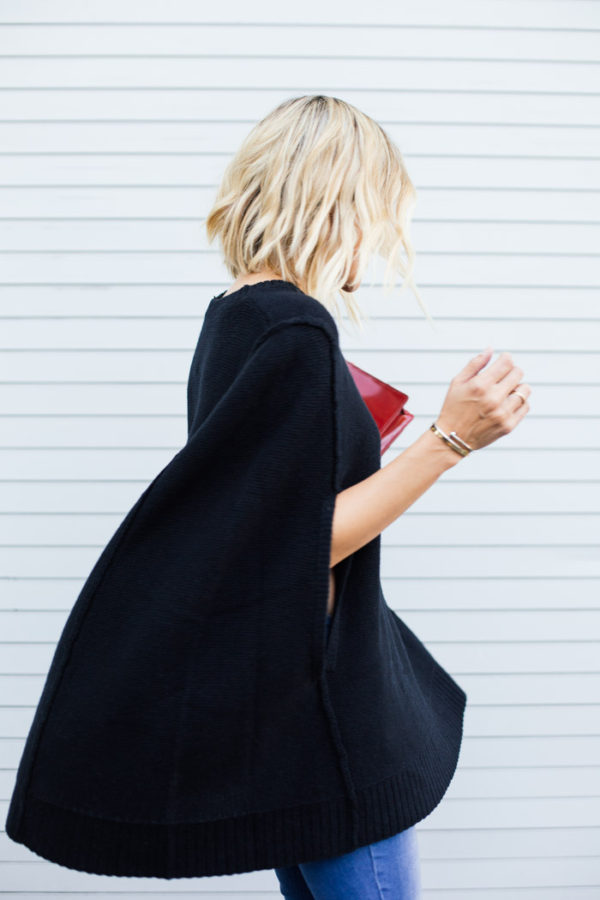 The Cape Trend Is Here… This Is How You Style It