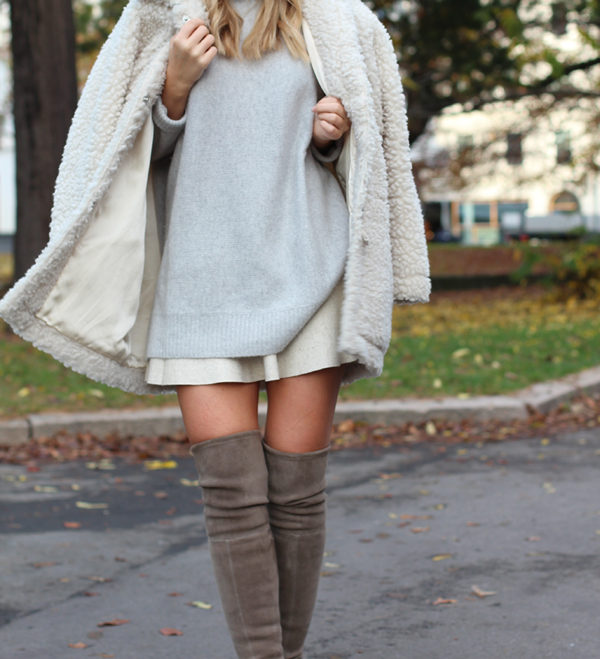 Fluffy Coats For Winter… Here Are Some Of The Best Ones