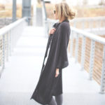 Mary Seng shows us how to style a long cardigan. This one is from Calypso St. Barth