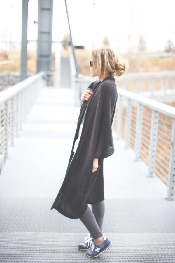 Long Cardigan Outfits… An Autumn Fashion Trend