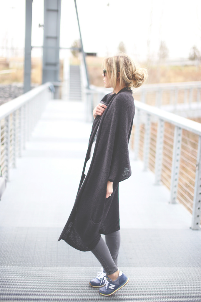 Long Cardigan Outfits An Autumn Fashion Trend Just The
