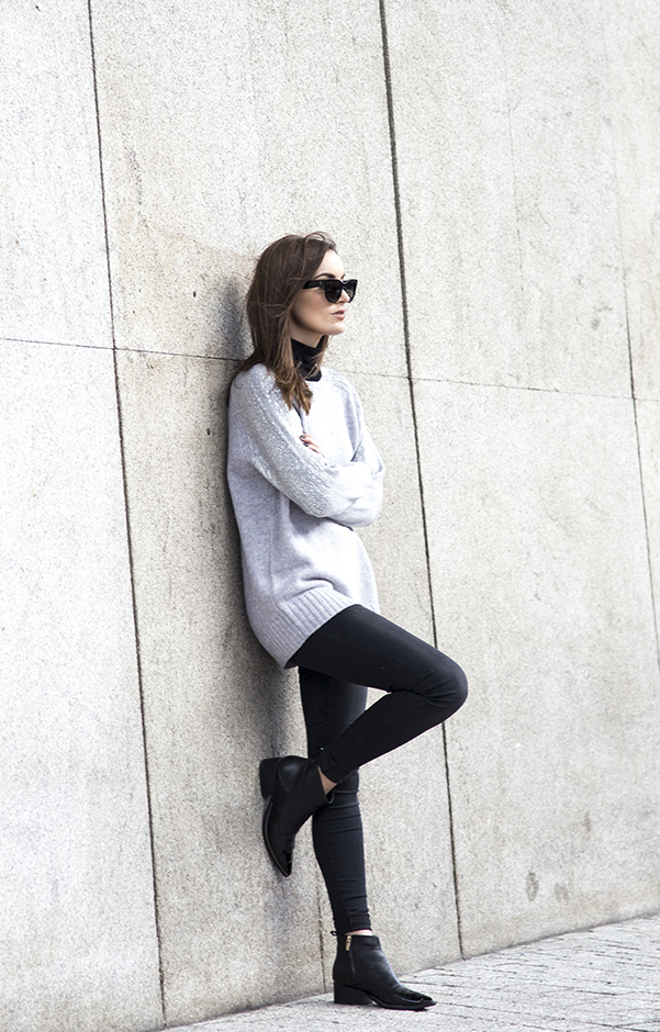 Anouska Proetta Branson shows off the normcore style perfectly