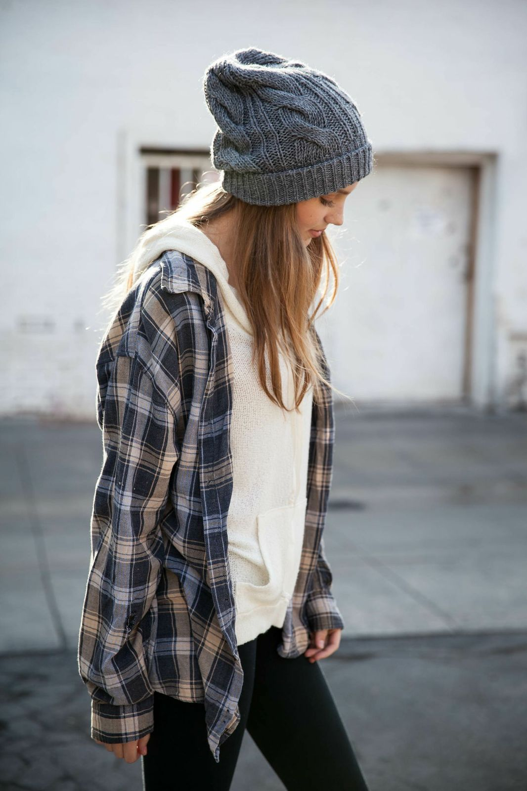 Plaid Fashion Trend, 2014 Unknown Fashion Blogger