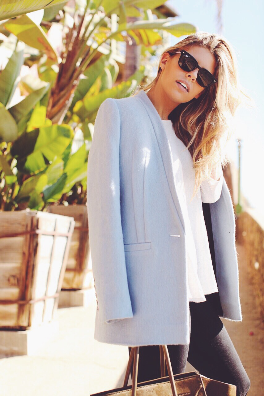 Yeah, It is Preppy Via Natasha Oakley