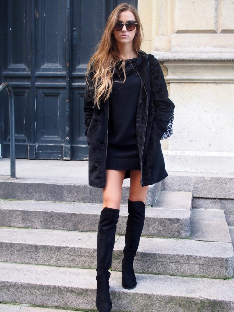 Sandra Willer Street Style October 2014