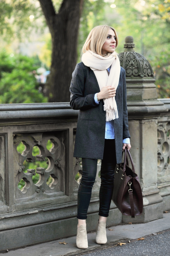 Street Style October Katarzyna Tusk In New York
