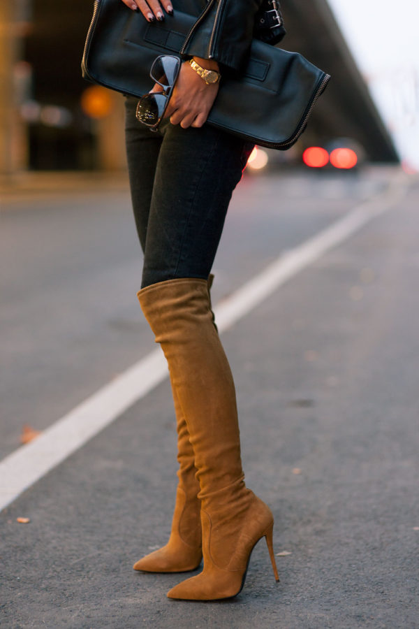 Over-The-Knee Boots Trend, Autumn/Winter 2014