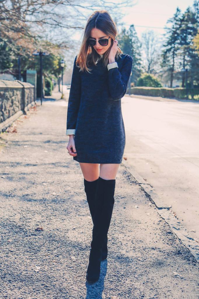 8e8f888aadd Over-The-Knee Boots Trend, Autumn/Winter 2014 - Just The Design