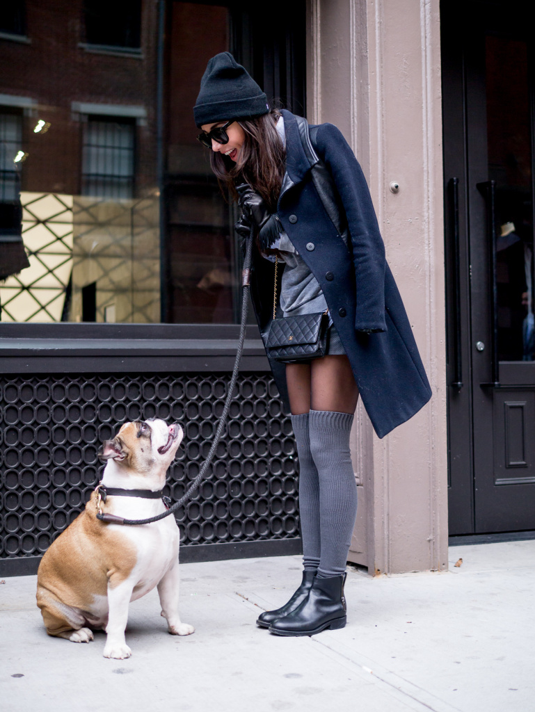 Bo Mulder Street Style In NYC