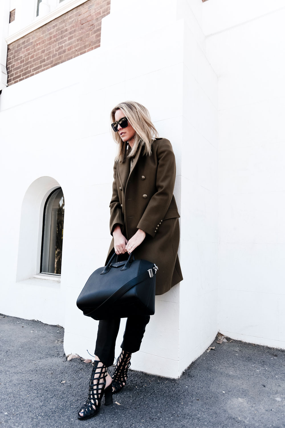 Street Style December 2014 Via Mandy Shadforth
