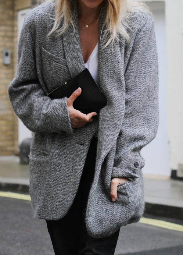 How To Style The Oversized Blazer Trend – Outfit Ideas
