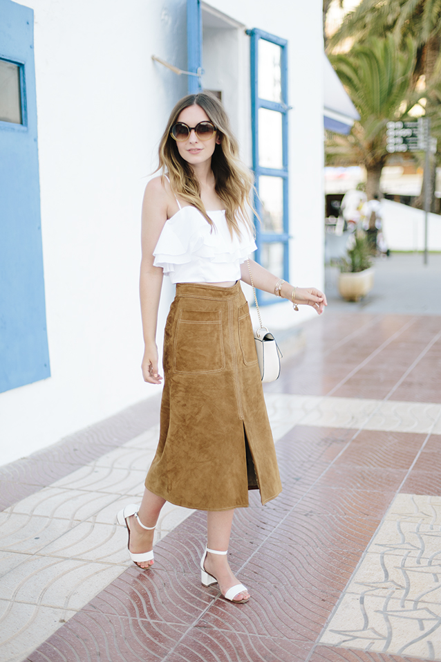 9f5580587 The Suede Trend Is Upon Us. This Is How You Wear It - Outfits And ...