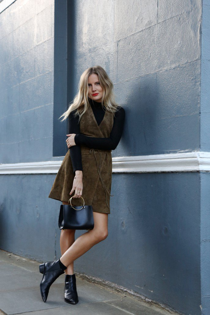 The Suede Trend Is Upon Us. This Is How You Wear It - Outfits And Ideas - Just The Design