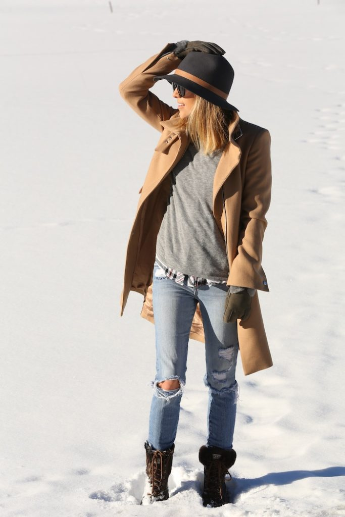 Winter Everyday Outfits: