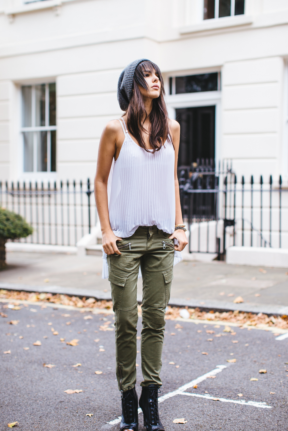Military Fashion Trend Report - Yeah, We Would Wear It - Just The ...