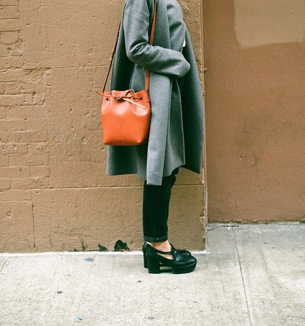 The ultimate in bucket bags by Mansur Gavriel