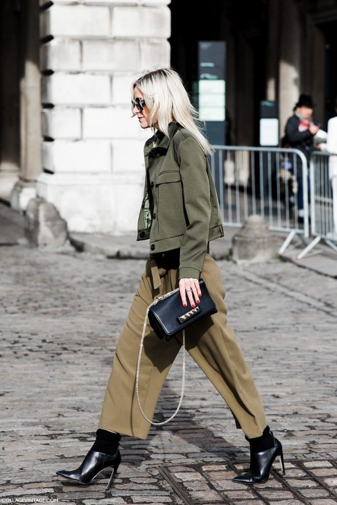 Military Fashion Trend 2015 Via Collage Vintage