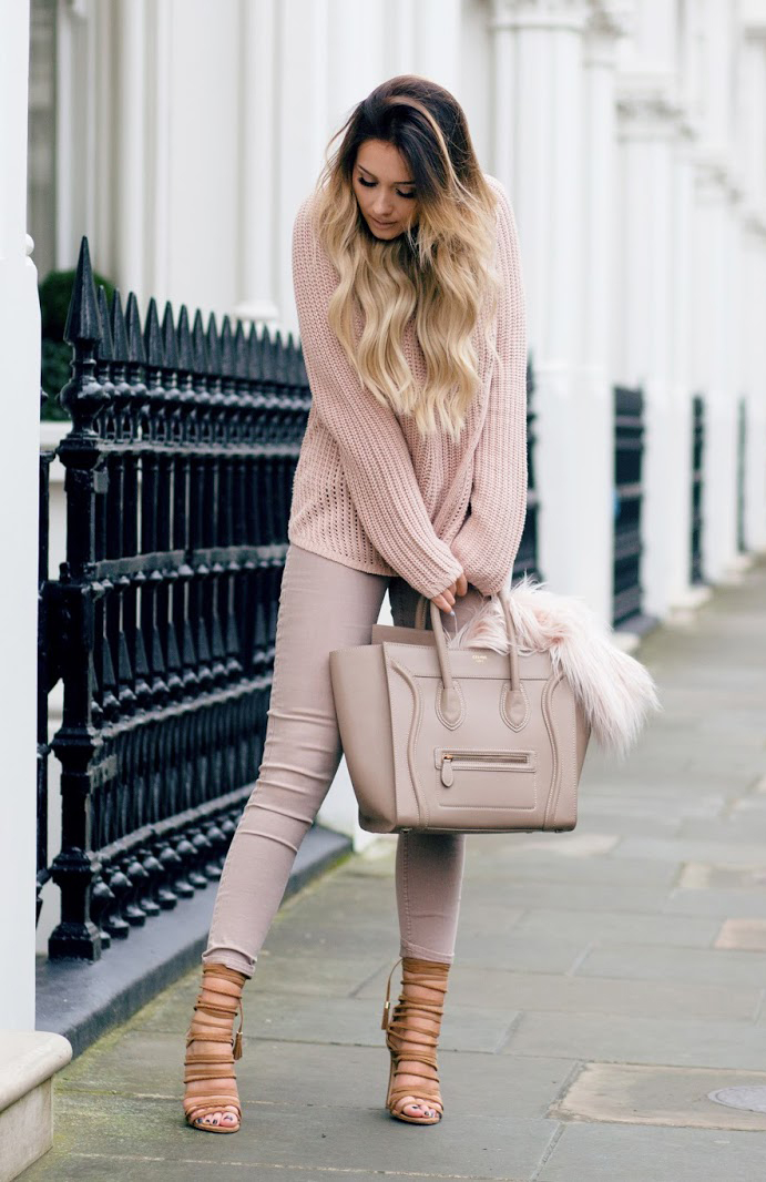 Neutral Outfits And Ideas: Camel, Cream, Beige And Nude Always ...