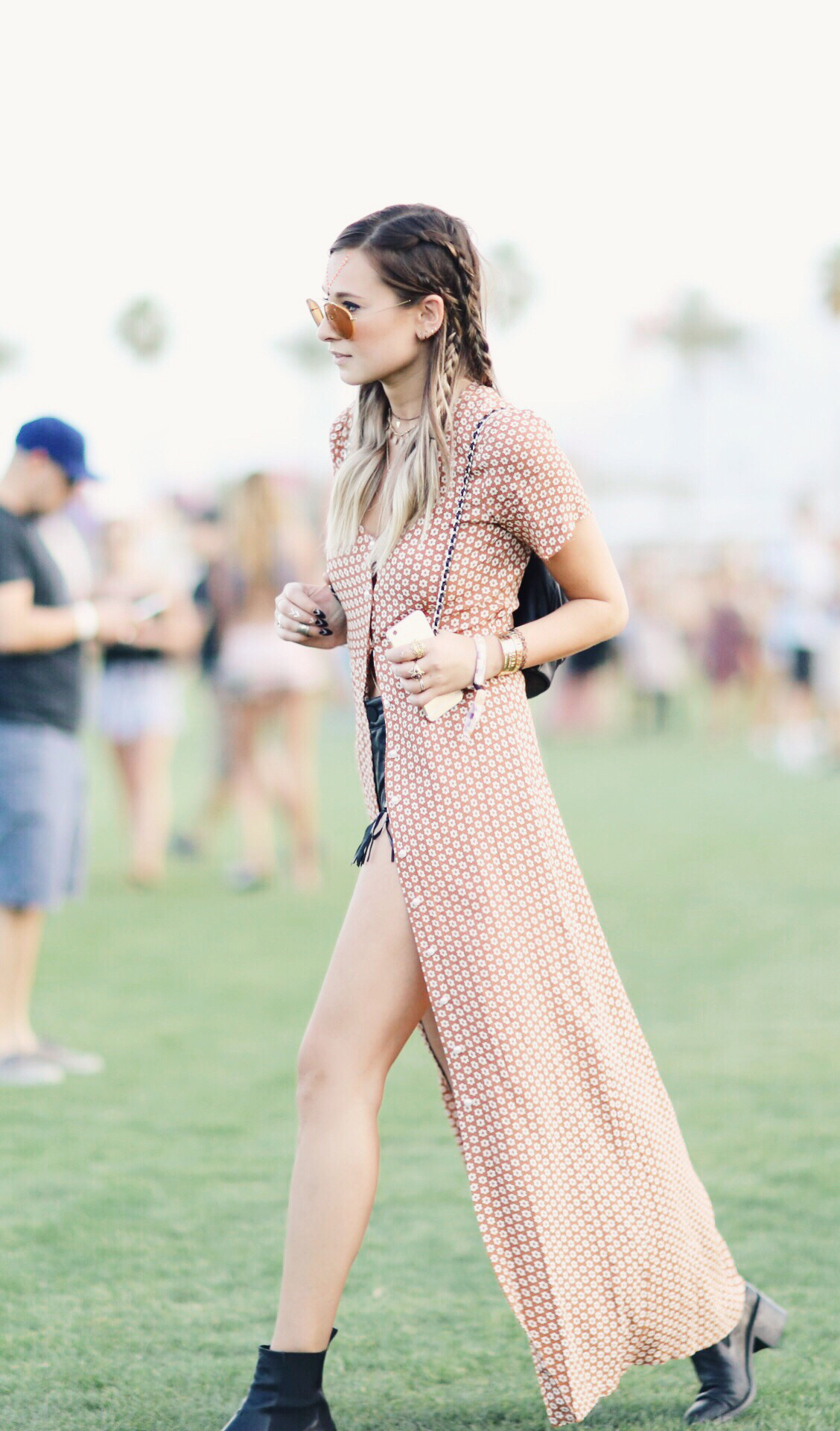 Fashion Blogger Outfits Of Coachella 2015 Just The Design