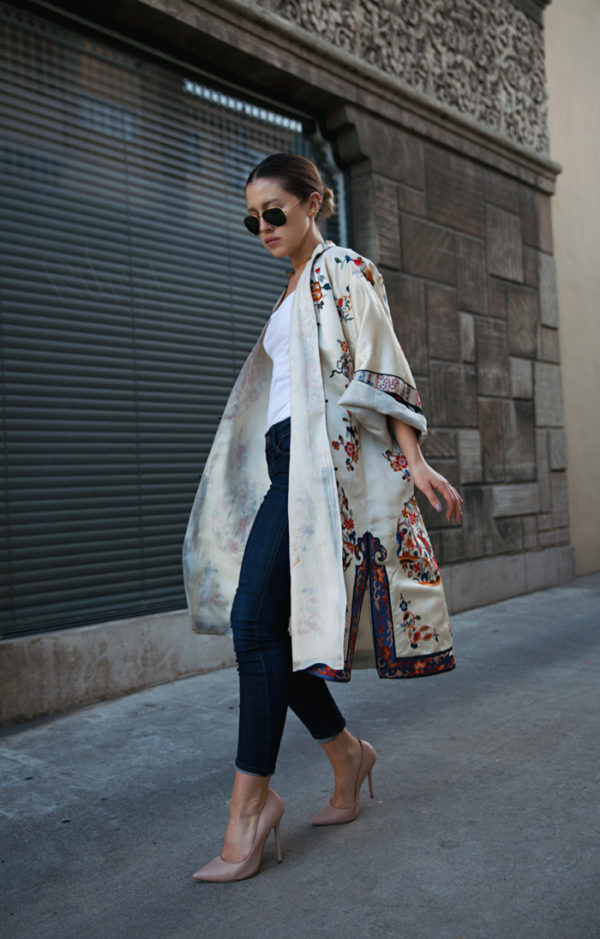 The Kimono Fashion Trend For Spring/Summer 2015… Here Are Some Of The Best Ones – Outfits & Ideas