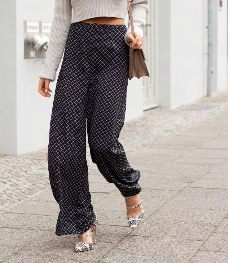 Via Kayla Seah Pants: Keepsake, Shoes: The Mode Collective