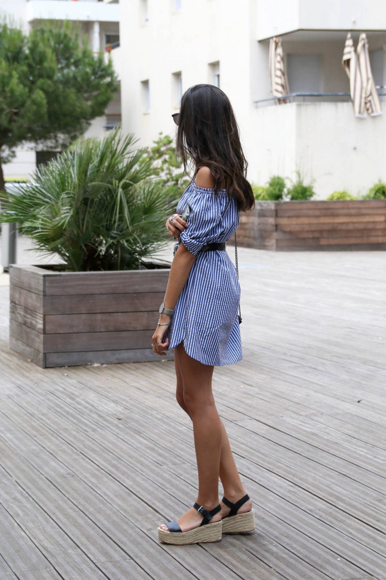 b691c622c965 This Is How You Should Wear The Off-The-Shoulder Trend - Just The Design