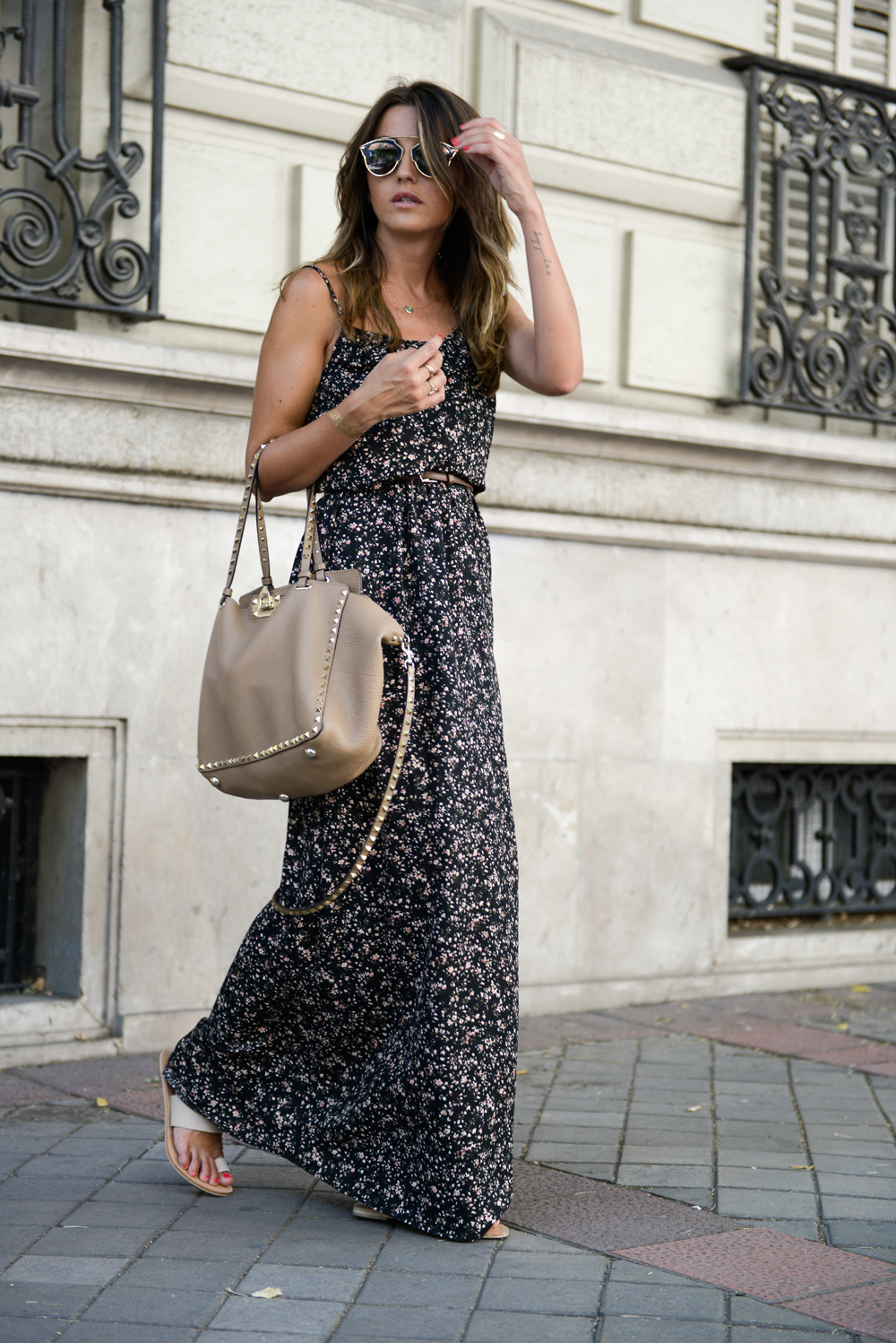 Maxi Dress Outfits How To Wear A Maxi Dress Read On