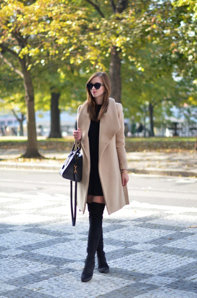 Over The Knee Boots Outfit 35