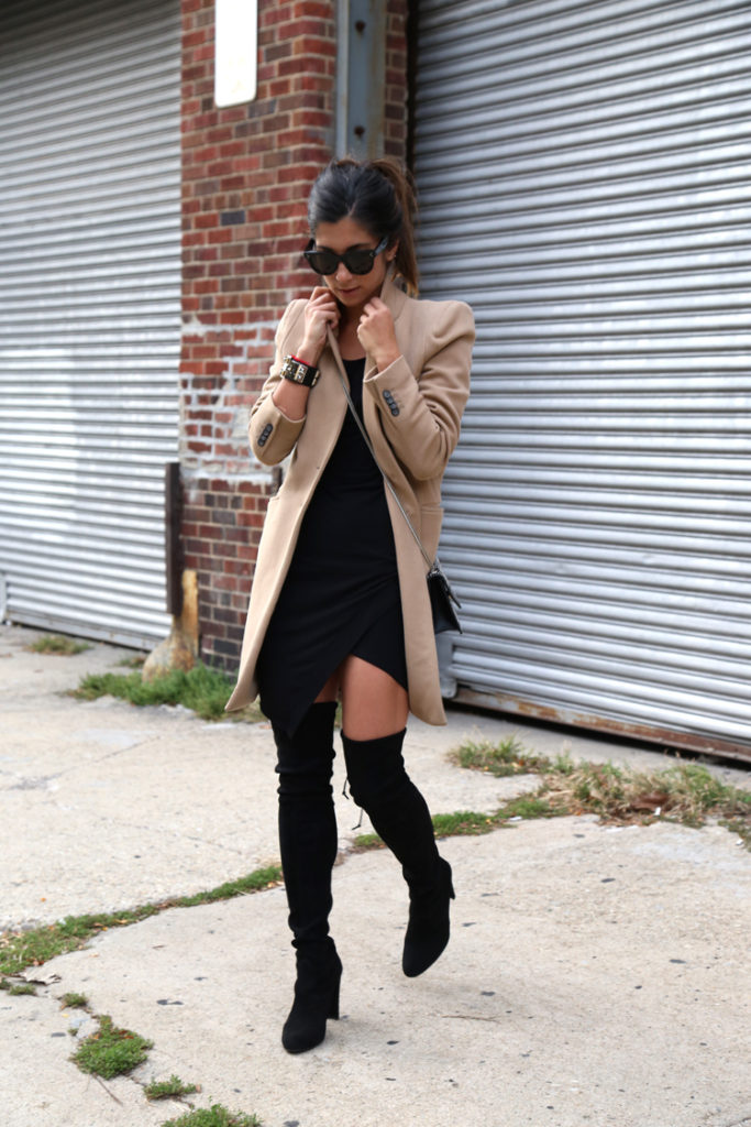 Over The Knee Boots Outfit 51