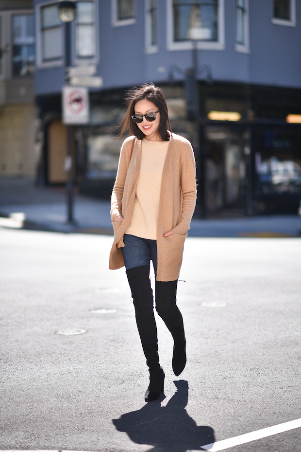 tall over the knee boots | Gommap Blog