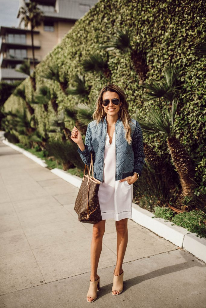 b4af4bd7f1 25 Simple Ways To Wear A Shirt Dress - Outfits   Ideas - Just The Design