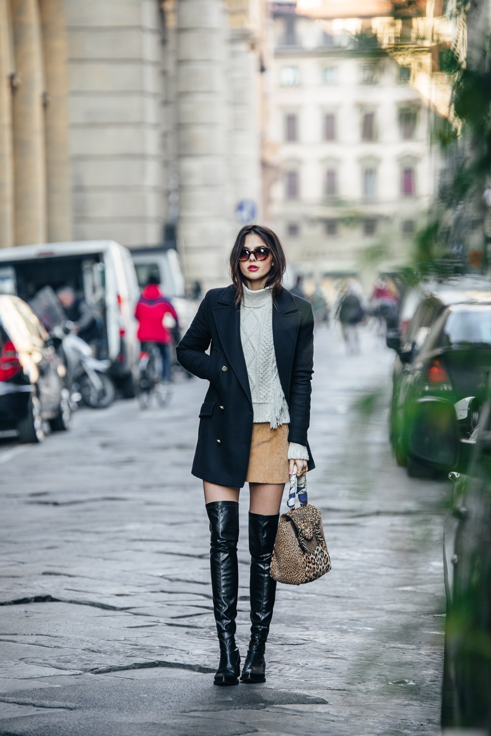 The Thigh High Boots Outfit 35 Ways To Wear Thigh High Boots Just The Design