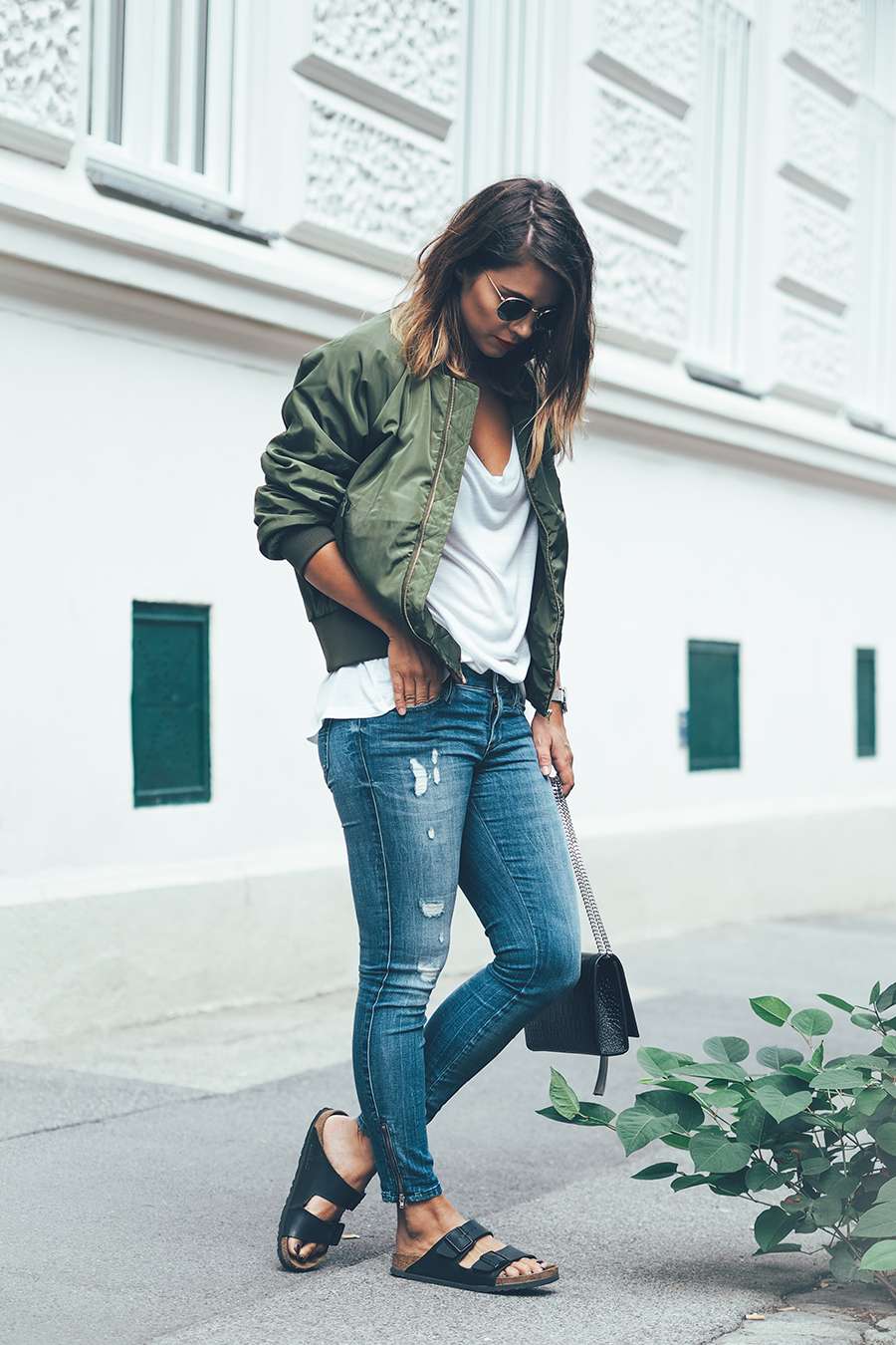 Style Tips On How To Wear A Bomber Jacket Bomber Jacket
