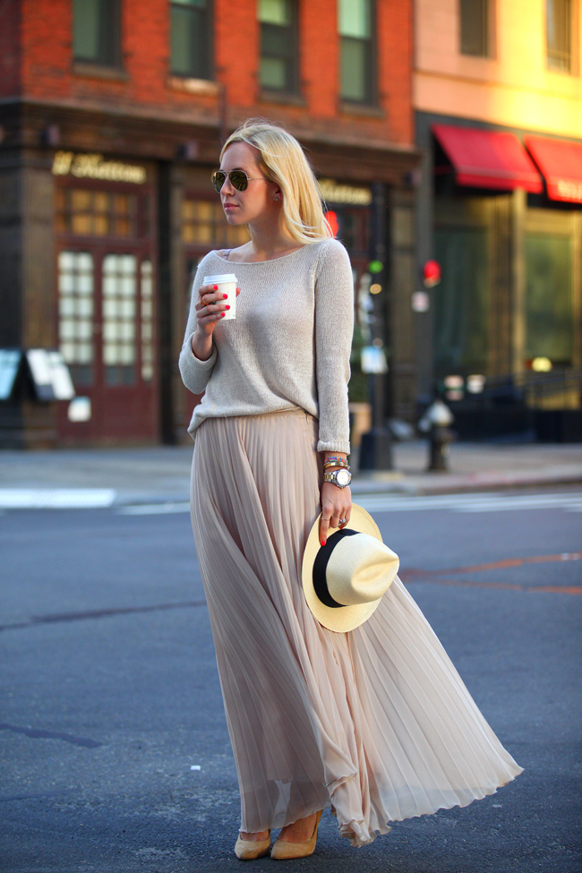 Pleated Skirts 4