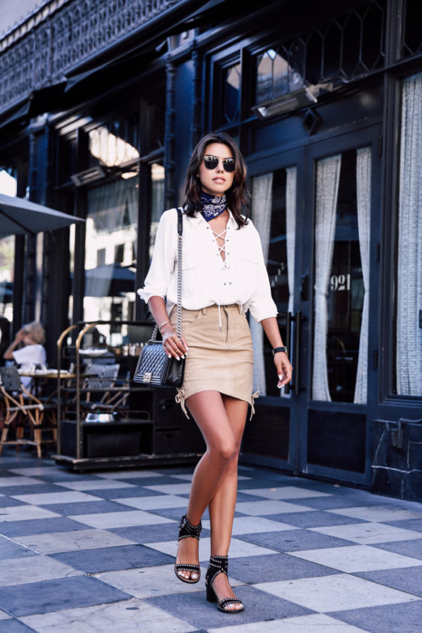 Cute Mini Skirt Outfits 88