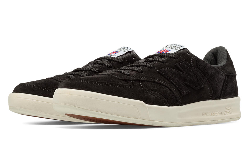 New Balance Sneakers, 300 Made in UK Classic Sport In Black